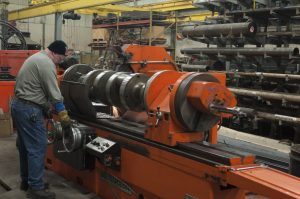 industrial crankshaft repair and rebuilds
