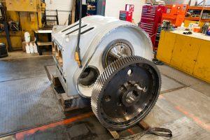 Power End Maintenance, Repairs & Rebuilds| CB HYMAC