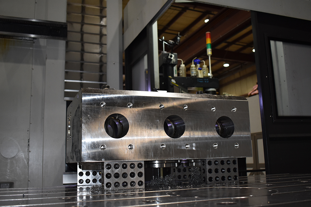 Fluid End Manufacturing Amp Hydraulic Services Cb Hymac